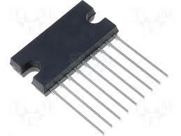 Микросхема TDA1519C.